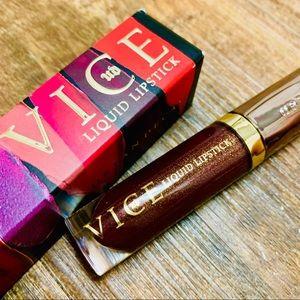 💄URBAN DECAY: VICE Liquid Lipstick (Metallic)💄
